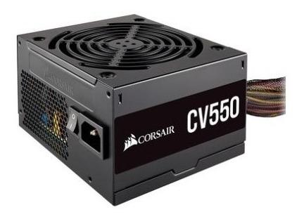 Fonte Corsair Cv550 550w 80 Plus Bronze - Cp-9020210-br Nfe
