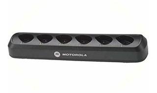Motorola 53960 Dtr Series - Cargador Multiunidad, Color Negr