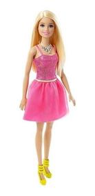 Boneca Barbie Fashion Beauty Glitter Loira Dgx82 - Mattel