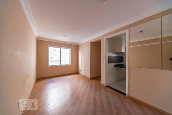 Apartamento No 6º Andar Com 2 Dormitórios E 1 Garagem - Id: 892948967 - 248967
