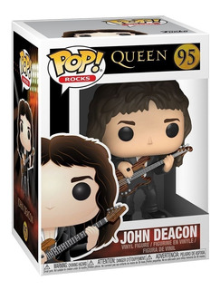 Funko Pop John Deacon, Queen #95 Cuotas