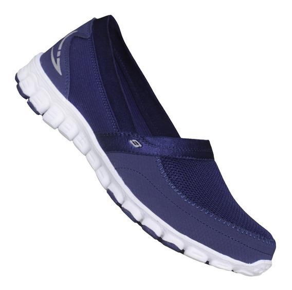Tênis Feminino Skechers Ez Flex Take It Easy P/ Caminhada