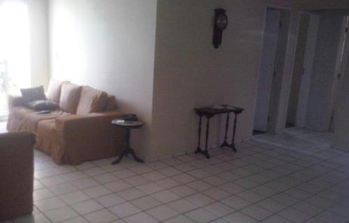 Apartamento Com 3 Dormitórios À Venda, 99 M² Por R$ 320.000,00 - Cocó - Fortaleza/ce - Ap2098