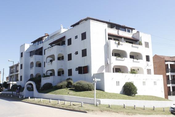 Departamento De 4 Ambientes, Excelente Ubicación En Pinamar