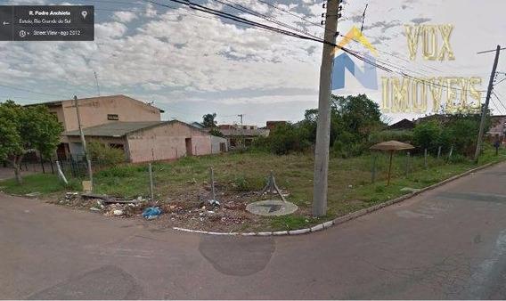 Terreno - Novo Esteio - Ref: 46031 - V-46031
