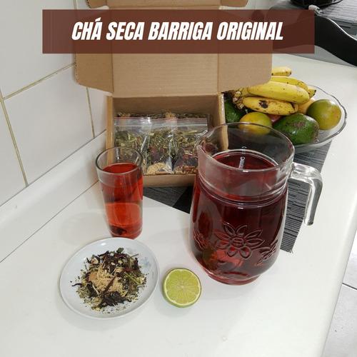Imagem 1 de 9 de Chá Seca Barriga 3.0