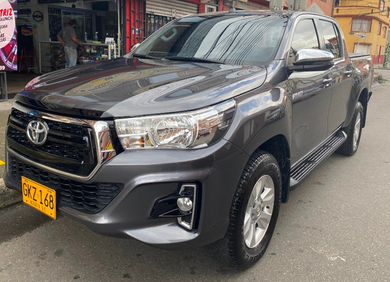 Toyota Hilux Gasolina Motor 2.7 4x4 Como Nueva
