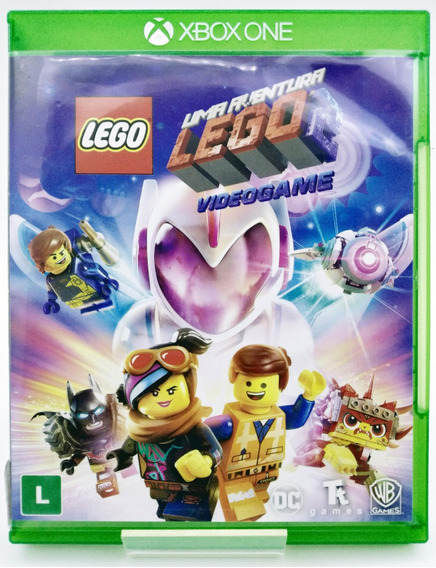 Lego Uma Aventura Lego 2 Videogame Xbox One Mídia Física Loj