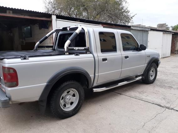 Ford Ranger 2004 Xl Gasolera Excelente Estado