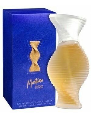 Parfum De Peau By Montana Feminino Edt 100ml Original Import