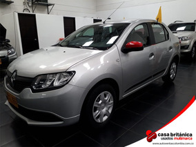 Renault Logan Authentique Mecanico 4x2 Gasolina
