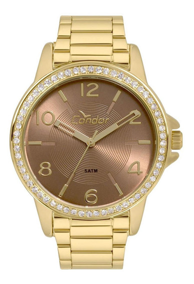 Relógio Feminino Condor Co2035kwn/k4m Barato Original