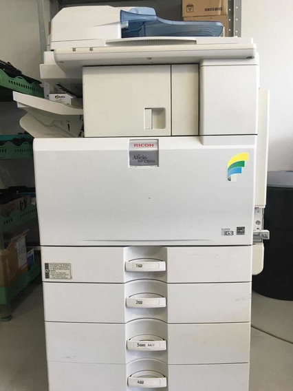Impressora Ricoh Aficio Mpc 2050