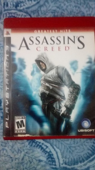 Games Jogos Usados Ps3 Assassins Creed 1 L Acf