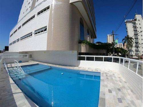 Imagem 1 de 10 de Apartamento - Venda - Aviação - Praia Grande - Re443