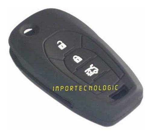 Forro Funda Control Llave Tipo Navaja Chevrolet Onix Hb 2020