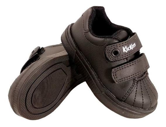Zapatillas Kickers Darryl Colegial Niños 505409 Eezap