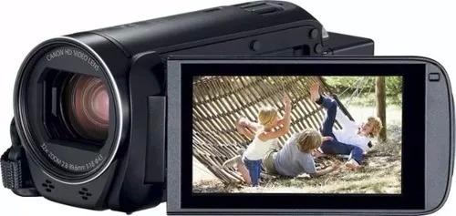 Filmadora Canon Vixia Hf R700 Entmic+64gb+bolsa+vendo/troco