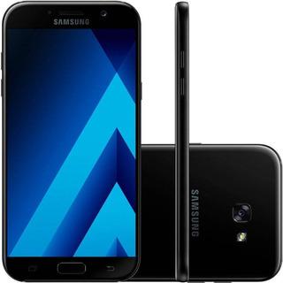 Samsung Galaxy A7 2017 4g 32gb 16mp Seminovo