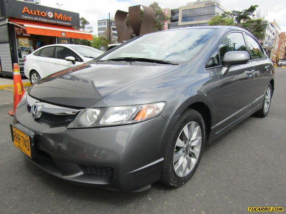 Honda Civic Ex 1.8 At
