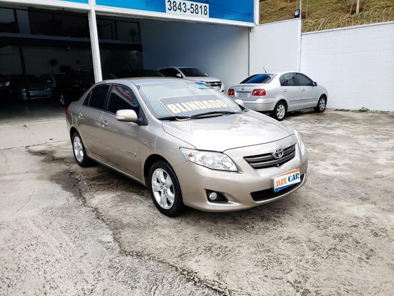 Toyota Corolla Xei 2010 Blindado Armura Novíssimo!!