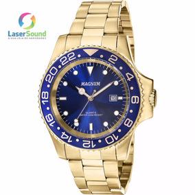 Relógio Magnum Masculino Ma31328a, Com Garantia E Nf