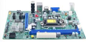 Placa Mãe 1155 Intel Ddr3 Dh61ho Vga Compativel Com 2° E 3°