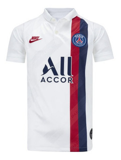 Camisa Paris Saint-germain Third 19/20 S/nº Torcedor Exelent