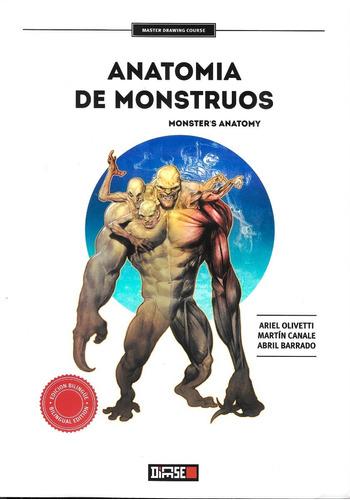 Anatomia De Monstruos - Ed. Dicese - Ariel Olivetti