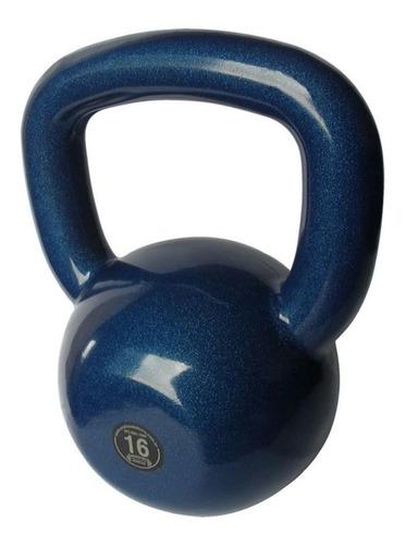 Kettlebell Emborrachado Treinamento Funcional Fitness 16,0kg