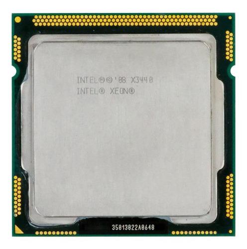 Imagem 1 de 2 de Processador Intel Xeon X3440  4 Núcleos E 2.93ghz Frequência