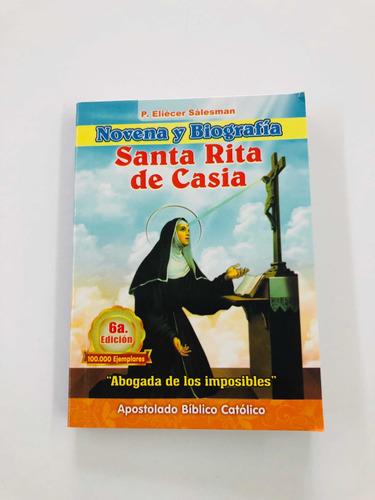Novena A Santa Rita De Casia Con Biografía