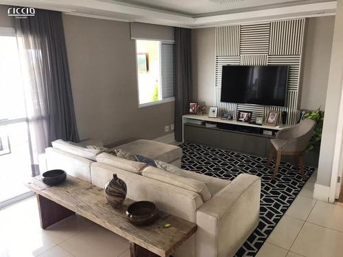 Apartamento - Jardim Esplanada - Ref: 8425 - V-ri4054