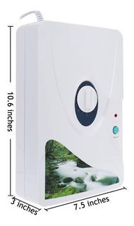 Gerador De Ozônio Purificador Esterilizador 600mgh Gl3189