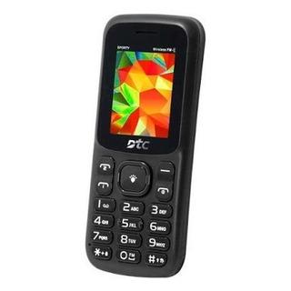 Celular Dtc Dual Sim Rádio Fm Cartão Sd