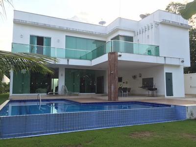 Vende Linda Mansao Em Condominio De Luxo Na Ponta Negra Em Manaus Amazonas Am - 30199