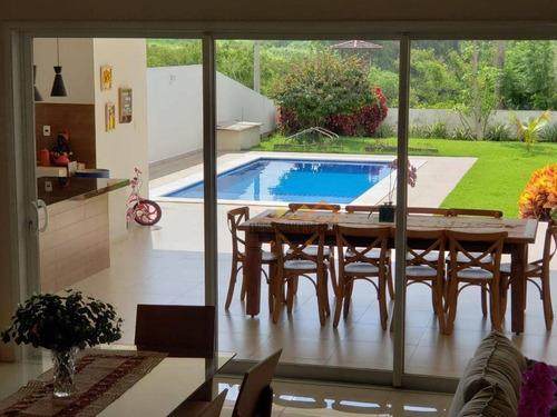 Casa Com 3 Dormitórios À Venda, 400 M² Por R$ 1.550.000,00 - Condominio Fazenda Palmeiras Imperiais - Salto/sp - Ca1629