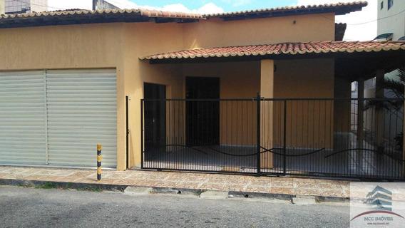 Casa Com Ponto Comercial A Venda Nova Parnamirim