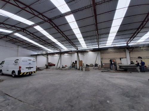 Imagen 1 de 10 de Se Renta Bodega Industrial En Gustavo A. Madero