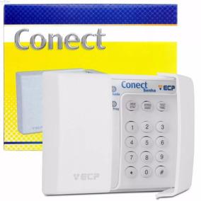 2 X Teclado Para Alarme Conect Senha F106016 Ecp