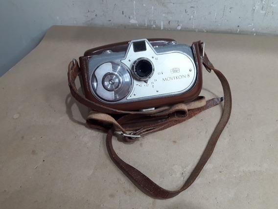 Camera 8mm Zeiss-ikon Movikon 8