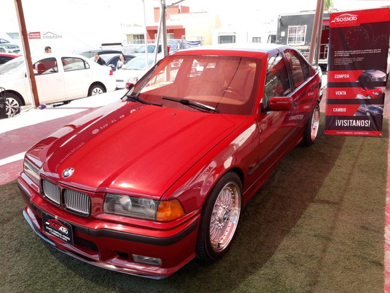 Bmw 328i Blindado Berlina 1997 Ta