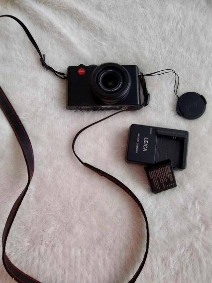 Maquina Leica D-lux 6 Com 2 Baterias