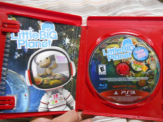 Little Big Planet Game Of The Year Edicion Del Año Goty Jueg