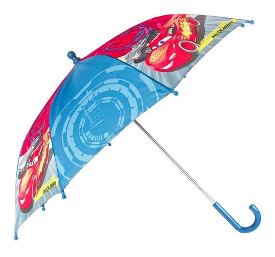 Paraguas Disney Cars Rayo Macqueen Orig Wabro Mundo Manias