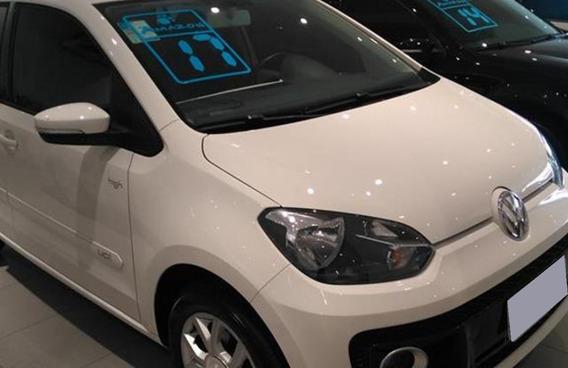 Volkswagen Up 1.0 Mpi High Up 12v Flex 4p Manual 2017