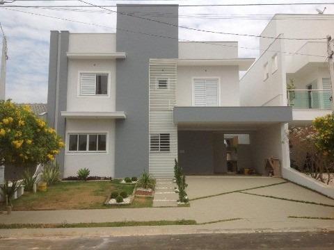 Imagem 1 de 4 de Casa A Venda, Jardim Portal Dos Ipes, Indaiatuba - Ca03365 - 2376005