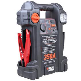 Auxiliar De Partida 350a 12 V Com Compressor E Luz De Emergê