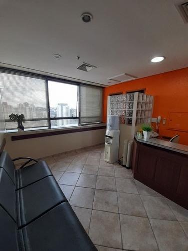 Imagem 1 de 29 de Sala À Venda, 130 M² Por R$ 930.000,00 - Centro - Santo André/sp - Sa0810