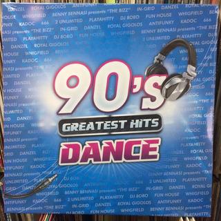 Vinilo 90´s Greatest Hits Dance Nuevo Sellado *